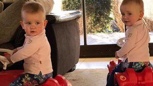 Valentinstags-Helfer: Christian Tews' Kids im Liebes-Einsatz
