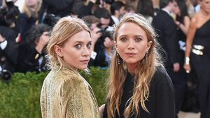 Mary-Kate und Ashley Olsen bei der MET Gala 2016 in New York