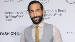 Massimo Sinató bei der Mercedes-Benz Fashion Week in Berlin 2016