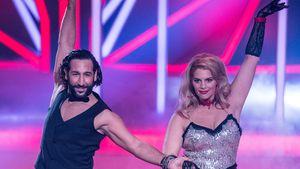 """Massimo Sinató und Angelina Kirsch bei """"Let's Dance"""""""