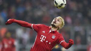 Mats Hummels bei einem FC-Bayern-Spiel 2016