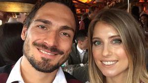 Soooo verliebt: Mats und Cathy Hummels auf den Oktoberfest