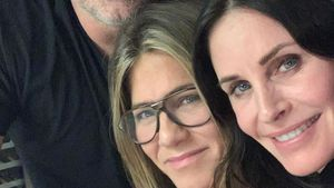 "Courteney Cox: Mini-""Friends""-Reunion beim Dinner-Date!"