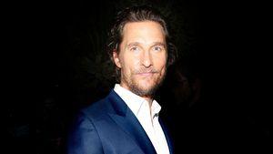 Gute Tat zum 48.! Matthew McConaughey liefert 4500 Truthähne