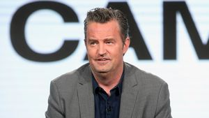"""Friends""-Star Matthew Perry war drei Monate im Krankenhaus"