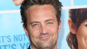 """So verlor """"Friends""""-Star Matthew Perry seine Fingerkuppe"""