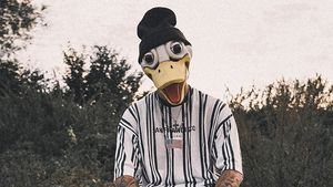 Erstes Interview als Ente: Das steckt hinter Matzes Maske!