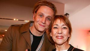 Matthias Schweighöfer und seine Mutter Gitta Schweighöfer