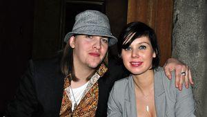 Max Buskohl und Ex-Freundin Sophie