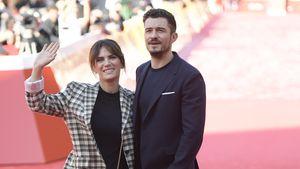 Neues Girl? Orlando Bloom mit Italienerin auf rotem Teppich!