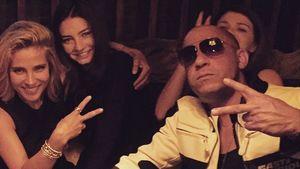 Vin Diesel, Meadow Walker und Elsa Pataky