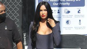 Wow-Fotos: Megan Fox bezaubert in eng anliegendem Kleid