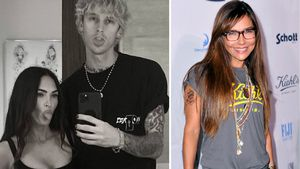 Megan Fox' neue Liebe zu MGK: Brians Ex unterstützt sie!