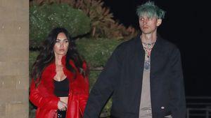 Machine Gun Kelly wurde mit Megan Fox' Kindern gesichtet