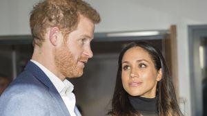 Prinz Harry & Meghan Markle: Droht die Scheidung der beiden?