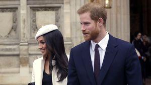 Harry rauchfrei & auf Diät: Meghan will schnell ein Baby!