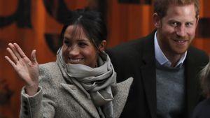 Meghans Messy-Bun: Bricht Harrys Lady hier ein Royal-Tabu?