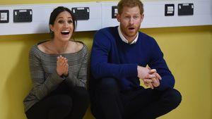 Film über Prinz Harry & Meghan: SIE werden das Paar spielen!