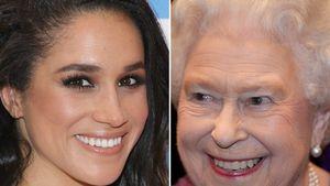 Jetzt wird's ernst für Meghan Markle: Tea-Time mit der Queen