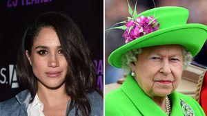 Meghan Markle und Queen Elizabeth II.