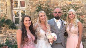 Nik und Jessi verheiratet: Die Bachelor-Stars gratulieren!