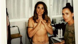 Mel C. zeigt ihren durchtrainierten Körper
