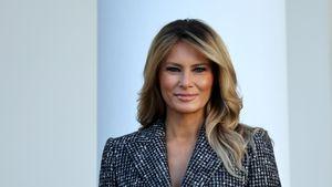 Nach Donalds Twitter-Verbot: Melania Trump hat neuen Account
