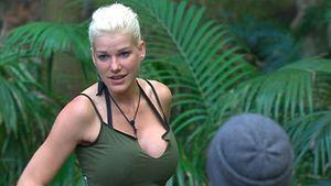 Melanie Müller im Dschungelcamp