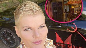 Mallorca: Nackte Frau randaliert an Melanie Müllers Imbiss