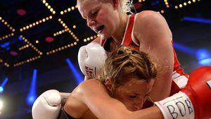Promi-Boxen 2014: Melanie Müller holt den Sieg!