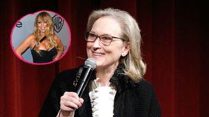 """Meryl Streep über Mariah: """"B*tch hat meinen Platz gestohlen"""""""