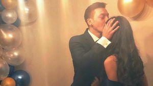 Wirbel um Foto: Mesut Özil & Amine sind offenbar verlobt!