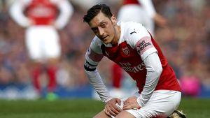 Durch London gerast? Mesut Özil von der Polizei angehalten