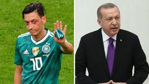 Laut türkischer Medien: Lädt Özil Erdogan zur Hochzeit ein?