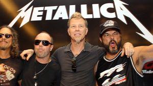 Metallica: Neues Album ist in Arbeit!