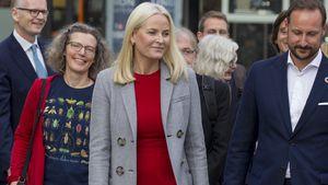 So stylish war Prinzessin Mette-Marit bei Deutschland-Besuch