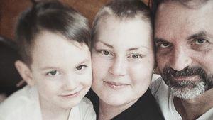 Bloggerin Mia starb an Brustkrebs: Ihr Mann trauert im Netz