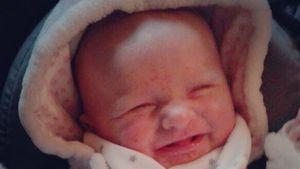 Mellis Baby: Mia Rose ist jetzt schon die Schnuten-Queen