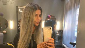 Von blond zu grau: Micaela Schäfer mit neuer Haarfarbe!