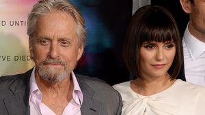 Neue Frisur: Nina Dobrev stiehlt Michael Douglas die Show!