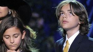 Jackson-Kids: Abschiedsküsse für Michaels Leichnam