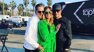 Kurz vor Staffelstart: Heidi Klums GNTM-Gang wieder vereint