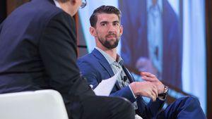 Ja-Wort im Sand: Michael Phelps' romantisches Hochzeitsvideo