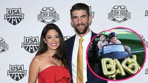 Michael Phelps und Ehefrau Nicole erwarten ihr drittes Kind!