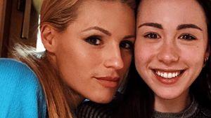 Michelle Hunzikers Tochter Aurora ist an Covid-19 erkrankt