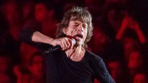 Mick Jagger: Urenkel & Enkel halfen gegen Trauer
