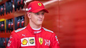 Totalschaden! Crash bei Mick Schumacher während Qualifying
