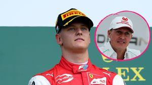 Mick Schumacher: Er spürt Papa Michael bei jedem Rennen