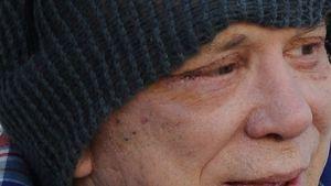 Oje! Was ist mit Mickey Rourkes Augen passiert?