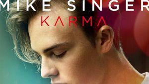 """Mike Singers Albumcover zu """"Karma"""""""